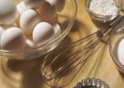 Bake Photos - Baking Still Life by Diane Diederich