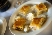 Shanna Gillette Art - Baklava  by Shanna Gillette