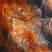 Annette Schmucker - Balance - four dancers