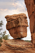 Colorado Springs Prints - Balanced Rock Print by Mike McGlothlen