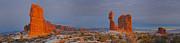 Adam Jewell - Balanced Rock Panorama
