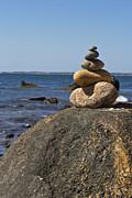 Balancing Rock 2 Print by Rosie McCobb