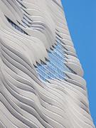 Balconies Print by Ann Horn
