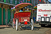 Nola Prints - Balconies Buggies and Beer Print by Steve Harrington