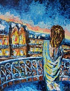 Ruslana Lev - Balcony Lights - Knife...