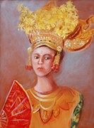 League Originals - Balinese Princess by Patricia Kimsey Bollinger