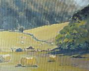 Winifred Lesley - Baling Season