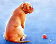 Denise Laurent - Ball Boy - A Dog And His...