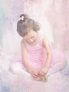 Child Ballerina. Photos - Ballerina Dreams by Jayne Carney
