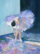 Ballerina Print by Jamie Frier