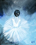 Tutu Originals - Ballerina by Katy  Scott