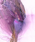 Curves Digital Art Originals - Ballerina by Marek Lutek - marucii