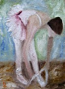 Painter Mixed Media - Ballerina by Venus