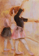 Ballet Originals - Ballerinas in Training by Michele Tokach