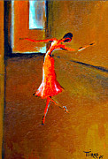 Mirko Gallery Metal Prints - Ballet Solitaire Metal Print by Mirko Gallery