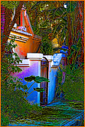 My Art In Your Home Slide Show  - Ballona Gate by Chuck Staley