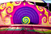 Amusements Prints - Balloon Hypnosis Print by Greg Fortier