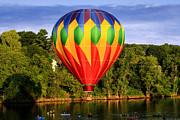Brenda Giasson - Balloon on the River
