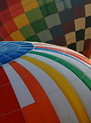 Balloon Fest Framed Prints - Balloon Patterns Framed Print by Jaime Costanzo
