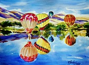 Therese Fowler-Bailey - Balloons and Foothills ...