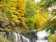 Jordan Originals - Balls Falls in Autumn Color by Simply  Photos