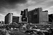 Bally Prints - ballys hotel and casino on Las Vegas boulevard Nevada USA Print by Joe Fox
