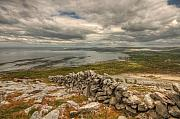 Wall Photo Originals - Ballyvaughan View 1 by John Quinn