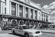 Rank Posters - Baltimore Pennsylvania Station II Poster by Clarence Holmes