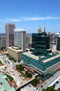 James Brunker - Baltimore Skyscrapers