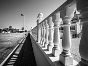 Balusters Photos - Balustrades. by Gary Gillette