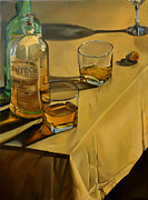 Booze Originals - Balvenie Scotch by Rick Liebenow