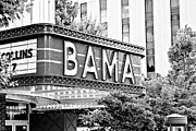 Crimson Tide Photo Prints - Bama Print by Scott Pellegrin