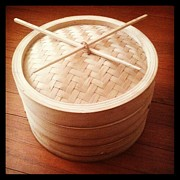 Brett Smith - Bamboo Steamer with...
