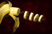 Yellow Bananas Prints - Banana gun Print by Tommy Hammarsten