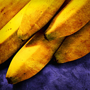 Banana Art Prints - Bananas  Print by Mauro Celotti