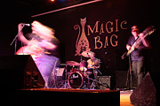 Brian Sevald - Band plays at the Magic...
