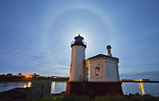 Oregon Photos - Bandon MoonDog by Darren  White