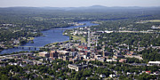 Bangor, Maine Print by Dave Cleaveland