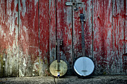 Bill Cannon - Banjos against a Barn...