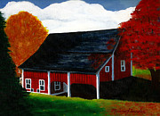 Melena Paradee - Bank Barn