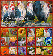 Susan Jones - Bantams and Blooms
