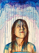 Baptism Paintings - Baptize Me O Spirit by McKayla Wixom