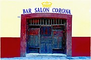 Britt Cagle - Bar Salon Corona