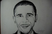 President Of America Originals - Barack Obama  by Sarthak Palwankar