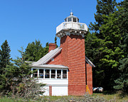 George Jones - Baraga Lighthouse