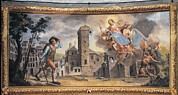 Genoa Framed Prints - Baratta Carlo Alberto, Apparition Framed Print by Everett