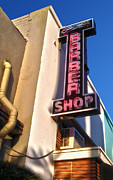 Gregory Dyer - Barber Shop Sign