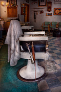 Seat Photos - Barber - Frenchtown NJ - We have some free seats  by Mike Savad