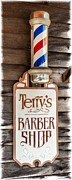 Terry Berry - Barber Shop