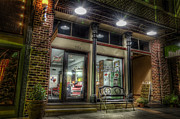 Storefront  Art - Barbershop since 1892 by Scott Norris
